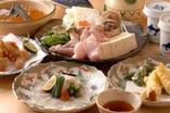 冬の名物ふぐ 十二分に日本の冬をご堪能ください
