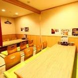志津川 1階 小上がり席