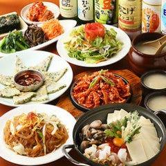 韓国料理店 どにどに