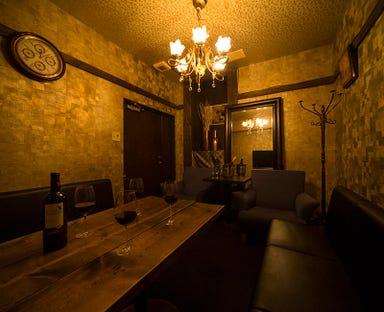 GLOBAL CAFE&DINING PANTERA NEGRA 店内の画像
