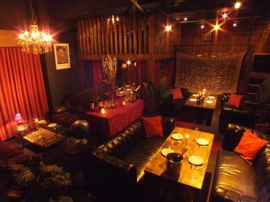 GLOBAL CAFE&DINING PANTERA NEGRA こだわりの画像
