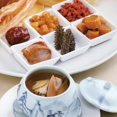 中国料理 礼華 四君子草