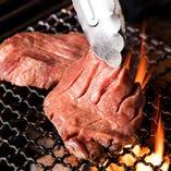 牛タンなどの当店ならではのお肉料理【北海道】