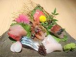 新鮮な魚をご用意しております!