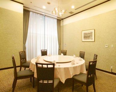 ホテル・アゴーラ大阪守口 中国料理 麗花 店内の画像