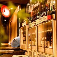 全国各地様々な日本酒が勢揃い♪