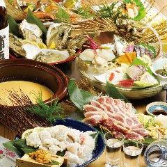 寿司居酒屋 魚伝 福島店