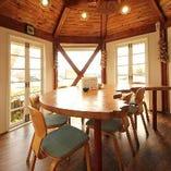 個室席(テーブル席×6名~)