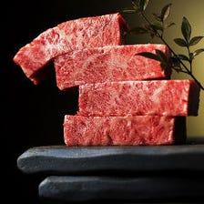 【完全個室/接待】A5ランク黒毛和牛。最高級うしのかみ 極上焼肉コース 全10品 10,000円(税込)