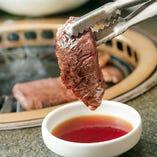 お肉のベストな食べ方はお聞きいただければ、ご説明させていただきます。
