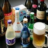 お誕生日の特典として、ワインボトルやドリンクのサービズがございます。