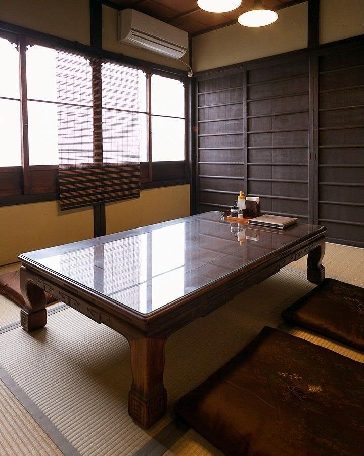 京町家のお座敷個室