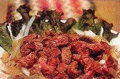 低カロリー!栄養価に優れたお肉