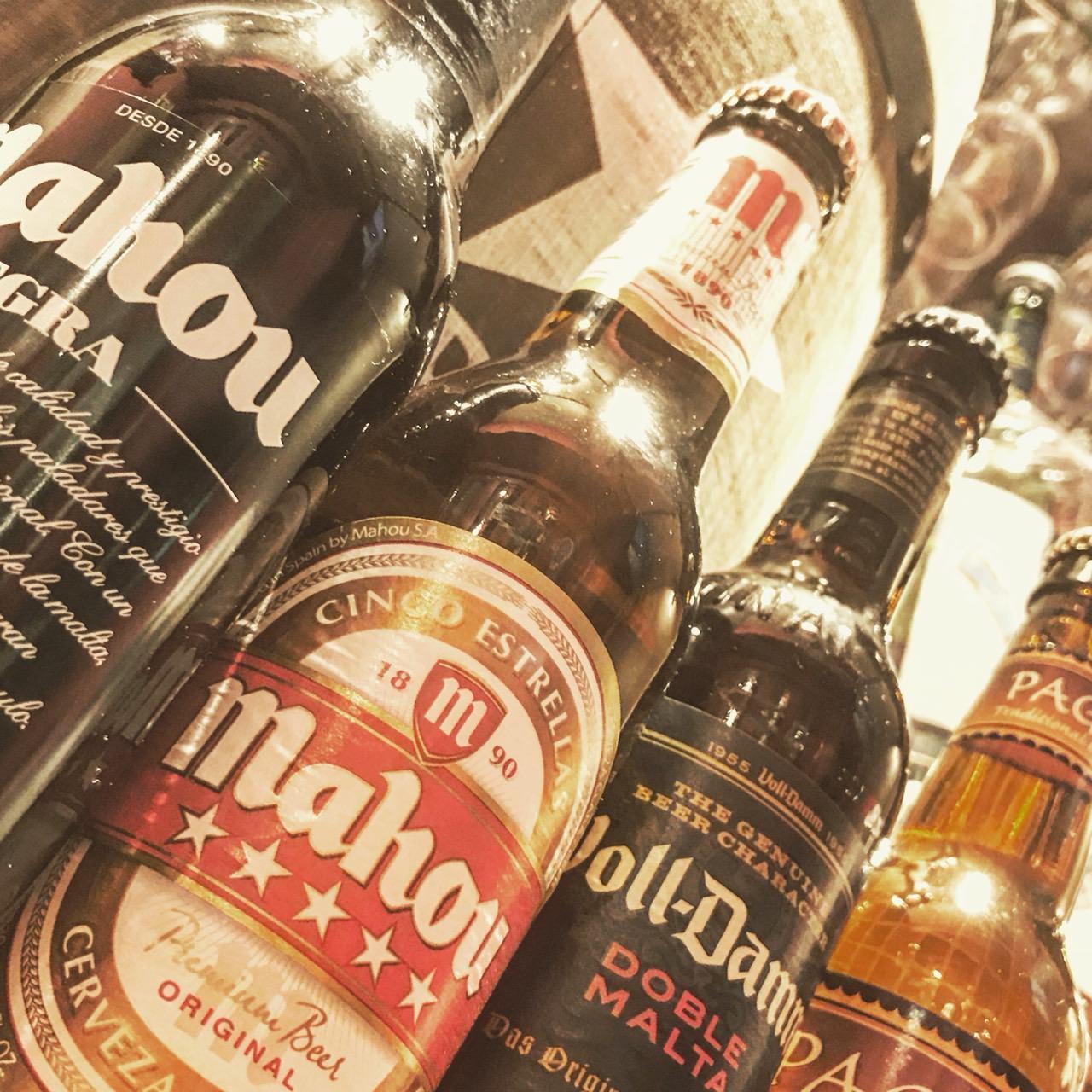 火~木!単品飲み放題120分1500円 ビールやサングリアなど約50種以上!