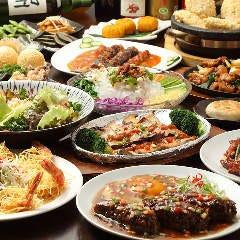 本格中華食べ放題 四季香 府中店