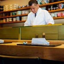 【料理長おすすめ料理を堪能】おまかせコース〈全9品〉15,000円(税抜)
