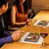 誕生日や記念日、接待、会食など幅広いシーンでご利用頂けます。