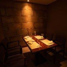会食・接待に最適な個室