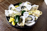 新鮮な牡蠣が年中食べれます!