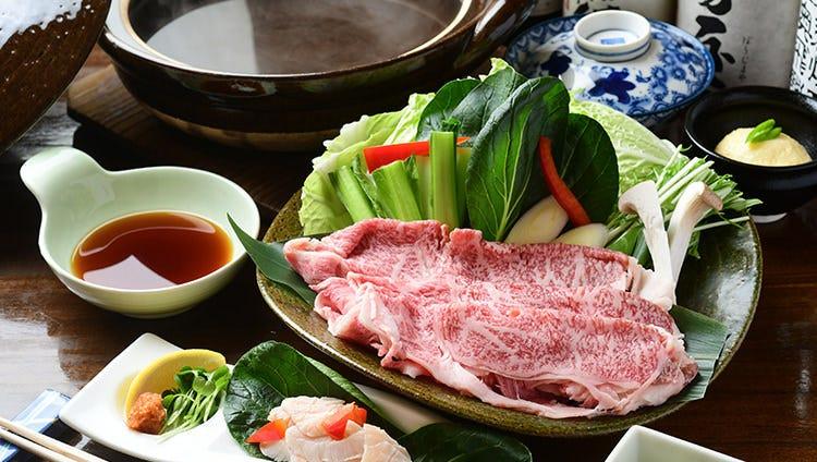 極上肉を鍋やステーキで愉しむ幸福感