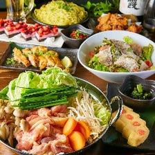 名古屋コーチンの鶏料理が目白押し!