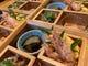 5000円飲み放題付コースは可能な限りお皿を分けて提供しております