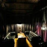 ◆女子会・合コン◆ ゆったり座れる居心地のよいソファ席は、女子会や合コンにぴったり♪最大16名様までご利用いただけます。宴会コースと合わせてご利用いただければ幸いです◎