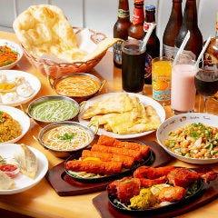 インド・ネパール料理 サパナ 新家店