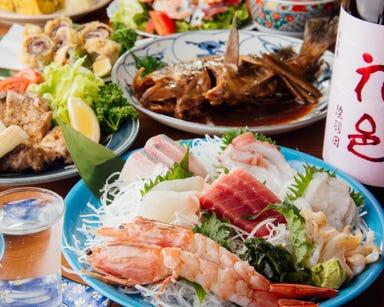 魚魚魚  コースの画像