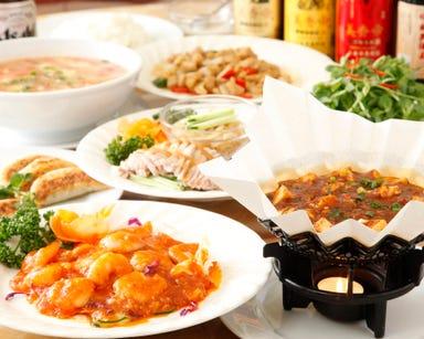 四川料理 川味園 (センミエン)  コースの画像