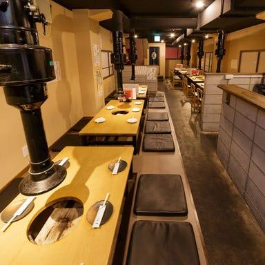 軍鶏 地鶏専門店 かしわ屋将軍  店内の画像