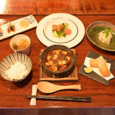 地産食材を用いた中華料理