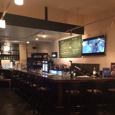 Petie's cafe  店内の画像