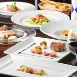 各種宴会や接待、会食に最適な特別コースも、ご予算に合わせてご用意致します