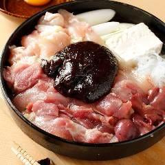 軍鶏鍋 軍鶏料理 有明