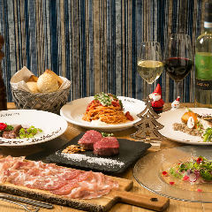 炭焼きとフィレ肉とワインのビストロ &farms