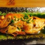 金目鯛の煮付け   680円