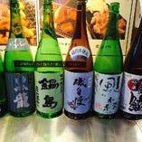 作、風の森、田酒、 飛露喜も480円