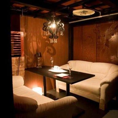 個室イタリアンダイニング グラッツェ grazie すすきの南3条店 店内の画像