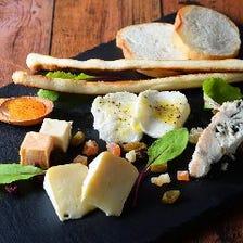 特選チーズ4種盛り