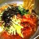 最後の〆はもちろん韓国冷麺で!