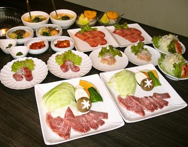 食道園  コースの画像