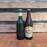 瓶ビール2種