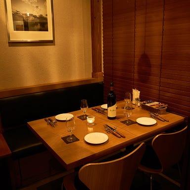 個室 STEAK HOUSE sandbar 辻堂海岸  店内の画像