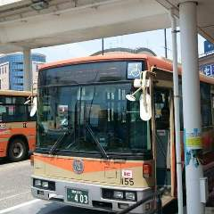 江の電バス【鵠沼車庫前行き】