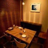 【テーブル個室】2~4名様