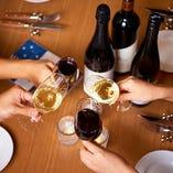 【昼宴会やママ会利用にもおすすめ】ランチは12:00~15:00で営業。ビジネスランチをはじめ、ママ会などお昼のお集まりにもご利用いただけます。お得にコースが楽しめるランチコースもご用意しておりますので、お昼のパーティ利用にもぜひご利用くださいませ!