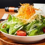 サンドバーグリーンサラダ