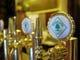 3種類の樽生ビールをお楽しみ下さい。