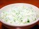 自家製無添加の『青しそご飯』をお楽しみ下さい。